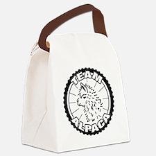 TeamAlpaca2 Canvas Lunch Bag