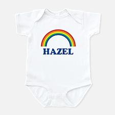 HAZEL (rainbow) Infant Bodysuit