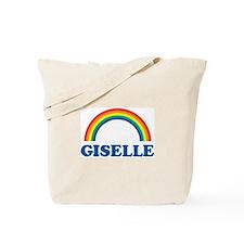 GISELLE (rainbow) Tote Bag