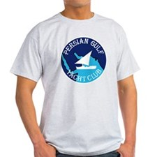 PERSIAN GULF YACHT CLUB South West A T-Shirt
