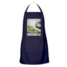 The Creation of Cats Apron (dark)