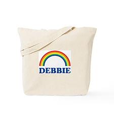 DEBBIE (rainbow) Tote Bag