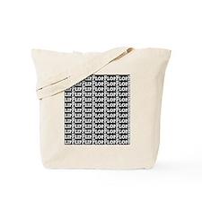 Flip Flop Flip Flops Black Tote Bag