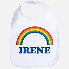 IRENE (rainbow) Bib