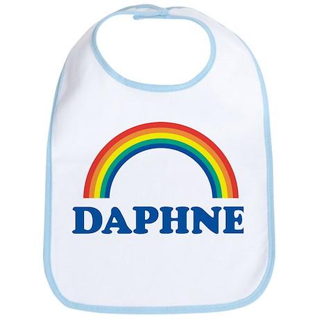 DAPHNE (rainbow) Bib