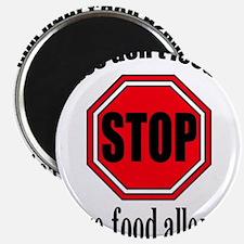 Food Allergies 1 Magnet