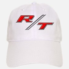 r-t-embossed-red-correct Baseball Baseball Cap