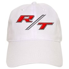 r-t-embossed-red-correct Baseball Cap