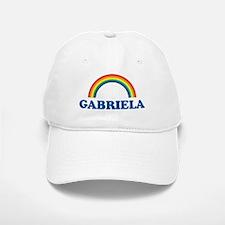 GABRIELA (rainbow) Baseball Baseball Cap