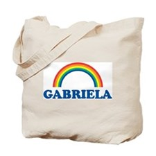 GABRIELA (rainbow) Tote Bag