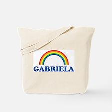GABRIELA (rainbow) Tote Bag