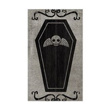 coffin_gray_iii Decal