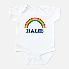 HALIE (rainbow) Infant Bodysuit