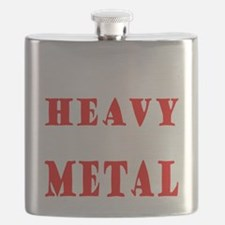 heavymetal Flask