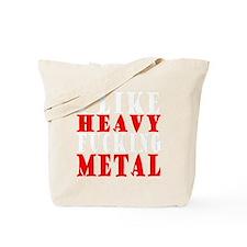 heavymetal Tote Bag