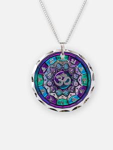UROCK Independence Mandala Necklace