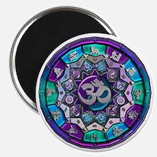 UROCK Independence Mandala Magnet