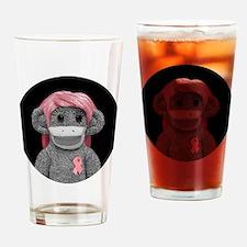 emma jones soda (round logo) Drinking Glass