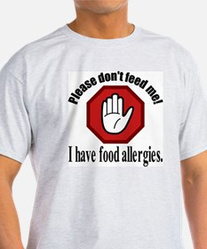 Food Allergies 2 T-Shirt