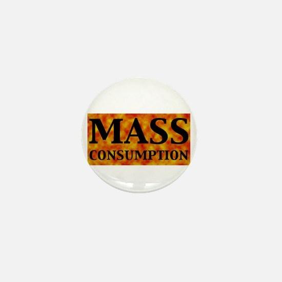 mass_black Mini Button