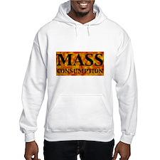 mass_black Hoodie Sweatshirt