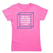 cube2 Girl's Tee