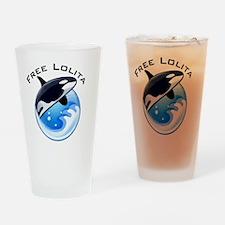 FreeLolita Drinking Glass