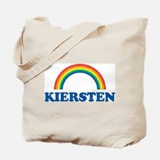KIERSTEN (rainbow) Tote Bag