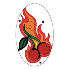 cherry Decal
