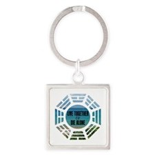 liveordiewh Square Keychain
