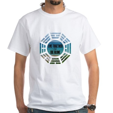 liveordiewh White T-Shirt