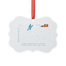 Quinns drawing 300 res Ornament
