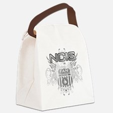 badgeNCIS_TV2 Canvas Lunch Bag