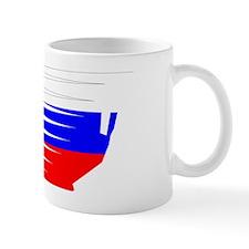 AthleticsDesign RUSSIA white Mug