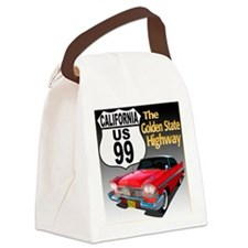 99-CA-Christine-10 Canvas Lunch Bag