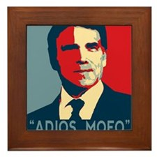 Rick_Perry_ping Framed Tile