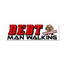DEBTCAFENEW3 Car Magnet 10 x 3