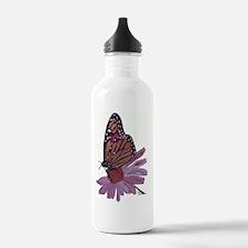 best butterfly cutout Water Bottle