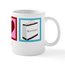 peaceloveshoppingwh Mug