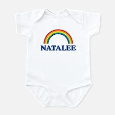 NATALEE (rainbow) Infant Bodysuit