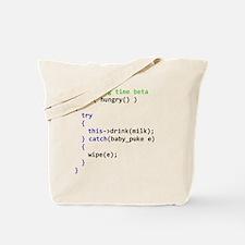 babybib Tote Bag