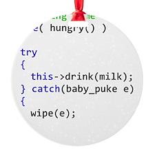 babybib Ornament