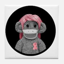 emma jones soda (round logo buttons) Tile Coaster