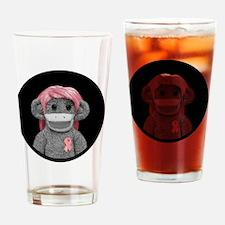 emma jones soda (round logo buttons Drinking Glass