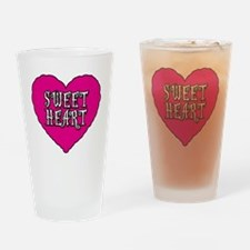 sweetheat Drinking Glass
