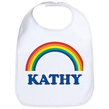 KATHY (rainbow) Bib