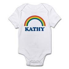 KATHY (rainbow) Onesie