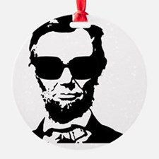 Lincoln Ornament