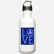 Cute Alcoholics anonymous recovery Water Bottle