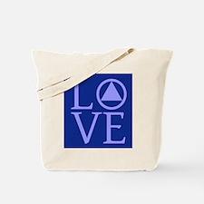 Cute Aa symbol Tote Bag